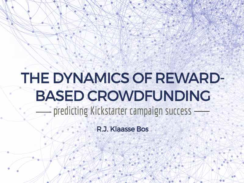 The Dynamics of Rewardbased Crowdfunding